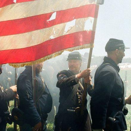 The Decline of the Civil War Re-enactor