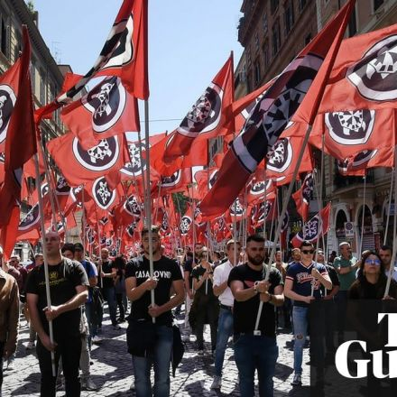 The fascist movement that has brought Mussolini back to the mainstream