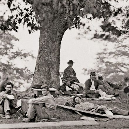 Did Civil War Soldiers Have PTSD?