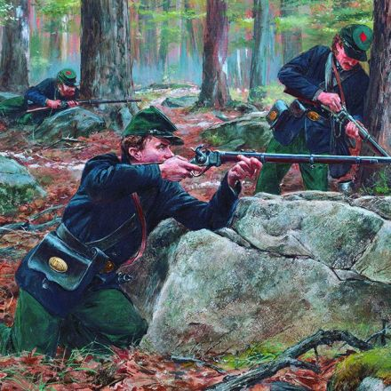How These Elite Civil War Marksmen Changed the Face of Warfare
