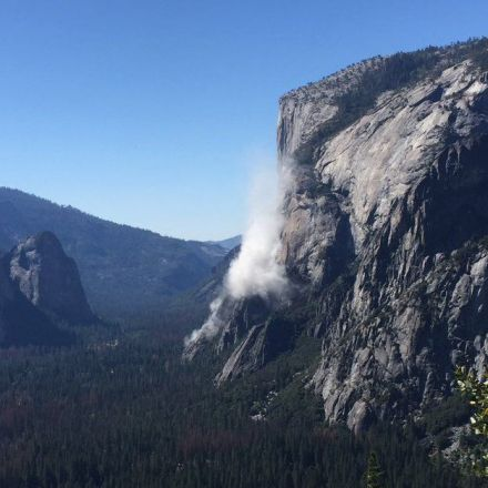 El Capitan Rockfall Kills One and Injures Another in Yosemite