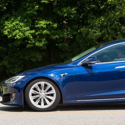 Tesla Model S Tops Consumer Reports' Ratings After Getting Key Safety Feature