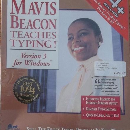 What's Mavis Beacon Up To These Days? Nothing. She's Fake
