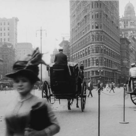 Immaculately Restored Film Lets You Revisit Life in New York City in 1911