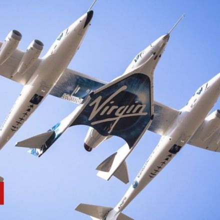 Branson's Virgin reaches edge of space