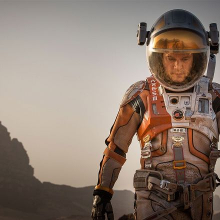 "The Martian author Andy Weir talks about the upcoming movie and ""MacGyver on Mars"""