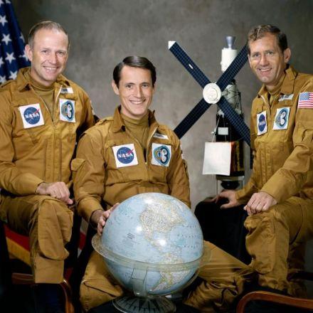 The Skylab 4 mutiny, 1973