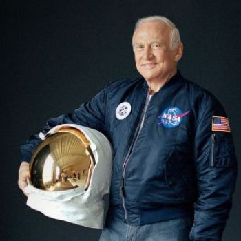 Buzz Aldrin: It's Time for Humans to Start Looking at Other Planets to Live On