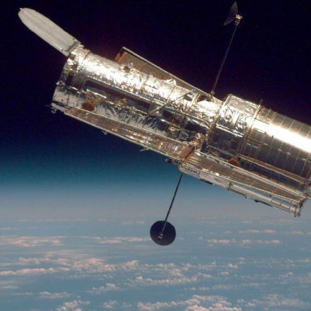 Oct. 27 Gyro Update: NASA's Hubble Space Telescope Returns to Science