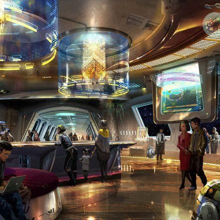 Upcoming Disneyworld hotel will be an interactive Star Wars experience