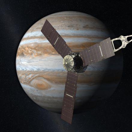 Check Out These New Awe-Inspiring Jupiter Photos