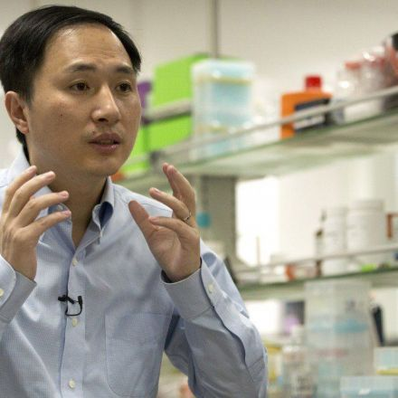 The Chinese scientist who claims he made CRISPR babies has been suspended without pay