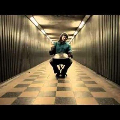 Daniel Waples - hang drum solo - HD
