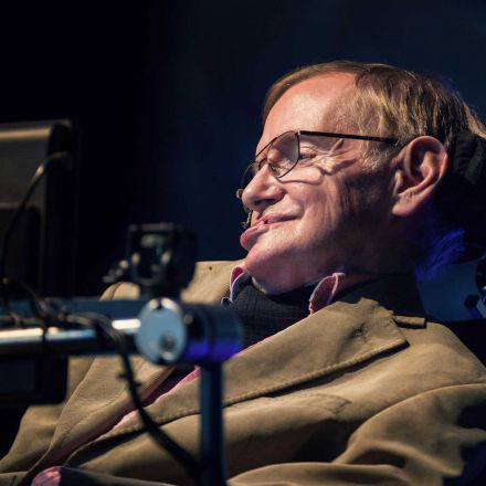 Stephen Hawking on why everyone must go into space