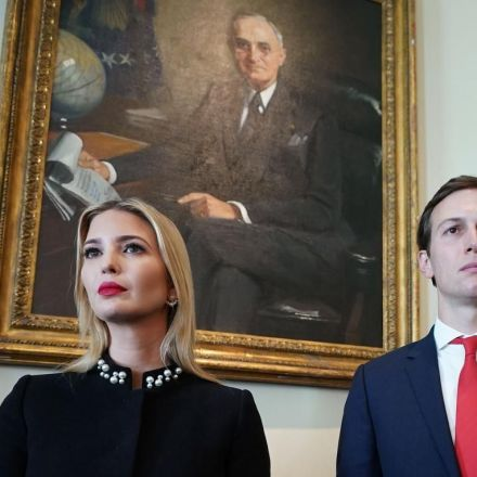 Jared Kushner and Ivanka Trump made at least $82 million in 2017, documents show