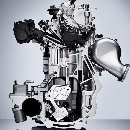 Electric Cars May Be the Future, but the Gas Engine Just Keeps Getting Better