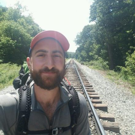 New Orleans man hits halfway mark on Appalachian Trail, blogging past rough terrain, bears, more