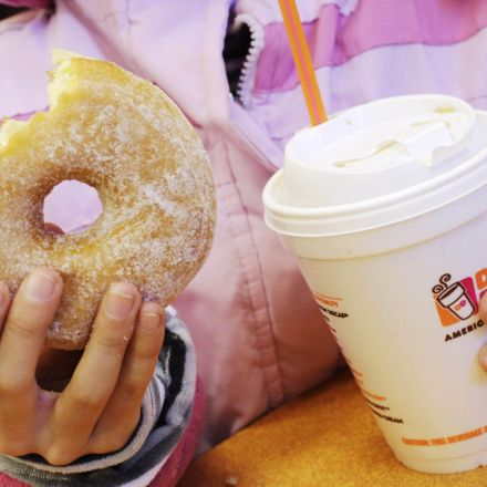 Dunkin' Donuts is still serving coffee in Styrofoam cups 6 years after saying it would stop