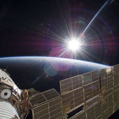 Cosmonaut says space station bacteria 'come from outer space'