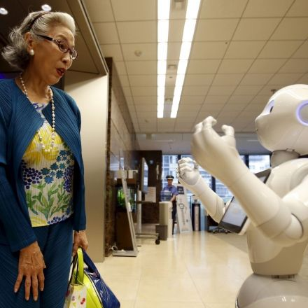 Do not have sex with our robots, Japanese firm warns users