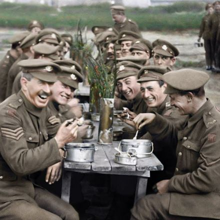 They Shall Not Grow Old – New Trailer