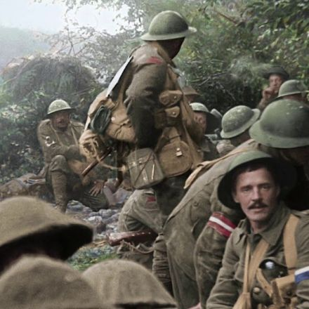 They Shall Not Grow Old | Official Trailer