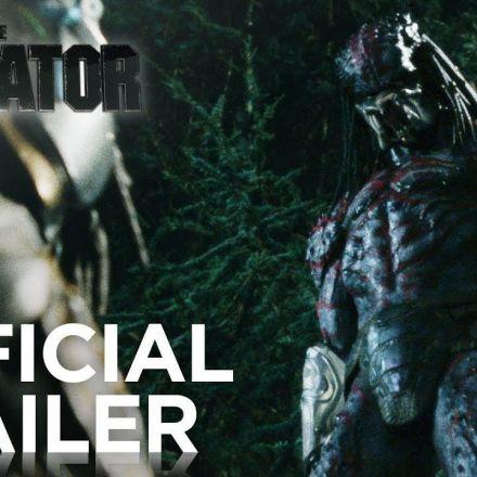 The Predator | Official Trailer