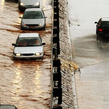 Why are big storms bringing so much more rain? Warming, yes, but also winds