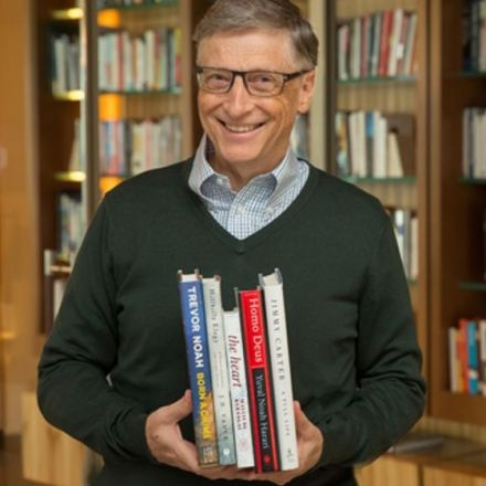 11 books on science Bill Gates thinks everyone should read