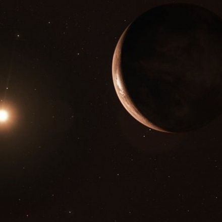 Life might exist on the new planet discovered around Barnard's star