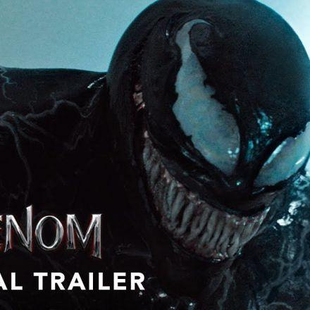 VENOM - Official Trailer 2