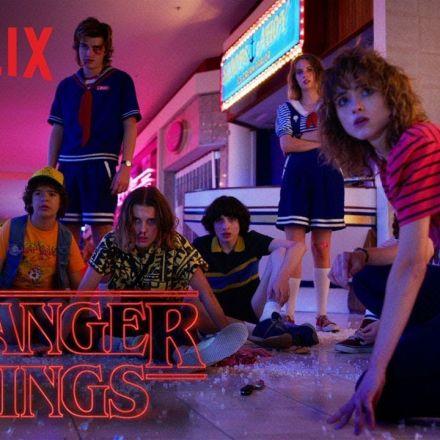 Stranger Things 3 | Official Trailer [HD]