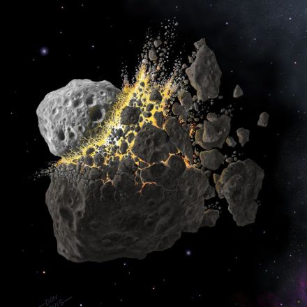 Meteorites on Earth May Come from Just a Handful of Early Lost Worlds