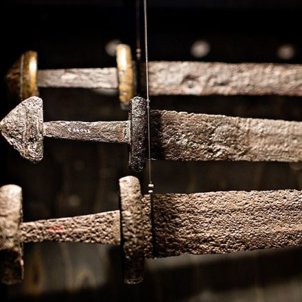 Eight-year-old Swedish-American girl pulls pre-Viking era sword from lake