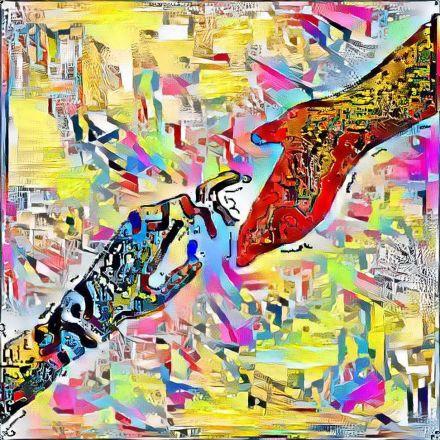 AI and Human Creativity Go Hand in Hand