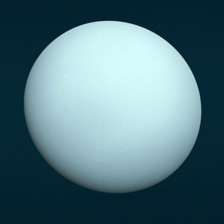 A massive object devastated Uranus a long time ago and it never fully recovered