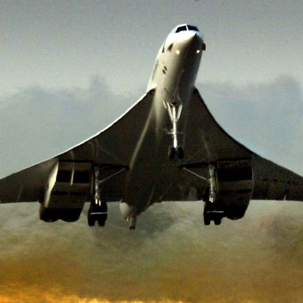 The Concorde flew across the ocean for the first time 42 years ago today — here's what it was like