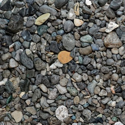 New plastic pollution formed by fire looks like rocks