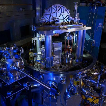 Scientists are about to change what a kilogram is. That's massive.