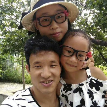 'You disappeared?': Chinese woman fights for husband, family
