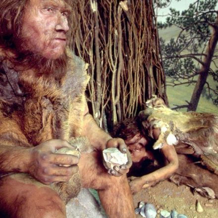 The First Adhesive Was Invented by Neanderthals 200,000 Years Ago