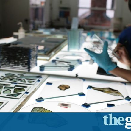 Westminster Abbey's attics yield a treasure trove of stained glass