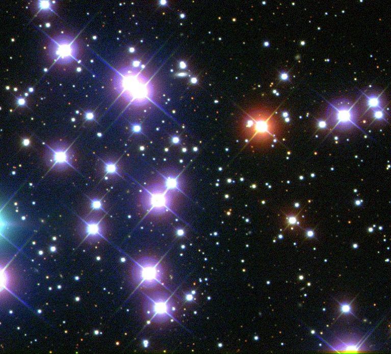 Image credit: Sloan Digital Sky Survey (SDSS)