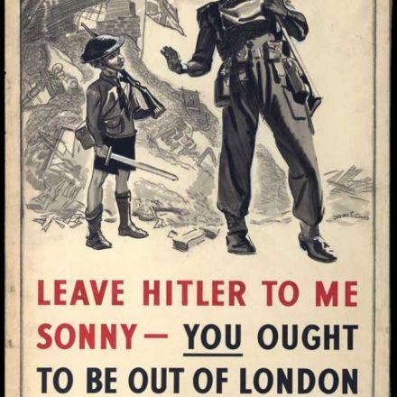 25 Incredible British Propaganda Posters During World War II