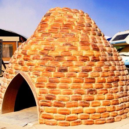 The striking temporary palaces of Burning Man