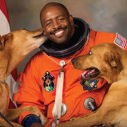 Chasing Space: Astronaut Leland Melvin's Journey From Sports To Space