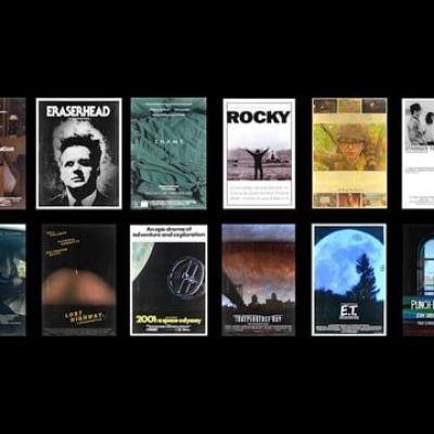 Motion Movie Posters
