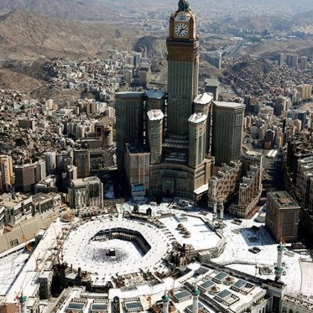 Saudi Arabia intercepts Houthi missile targeting Mecca
