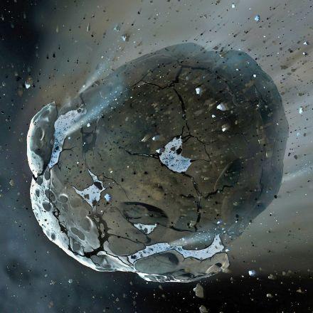 NASA says skyscraper-sized asteroid headed toward Earth is 'potentially hazardous'