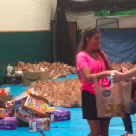 Before they went on strike, West Virginia teachers packed bags to make sure kids didn't go hungry